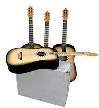 Apparaissant 4 guitares de létui/tours de magie/magie de scène