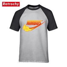 Most Popular Printed 3D T Shirts Child Son Goku T-shirt Kinton Nimbus Cloud air Tshirt Dragon Ball Z Man Summer Soft Top Tee boy