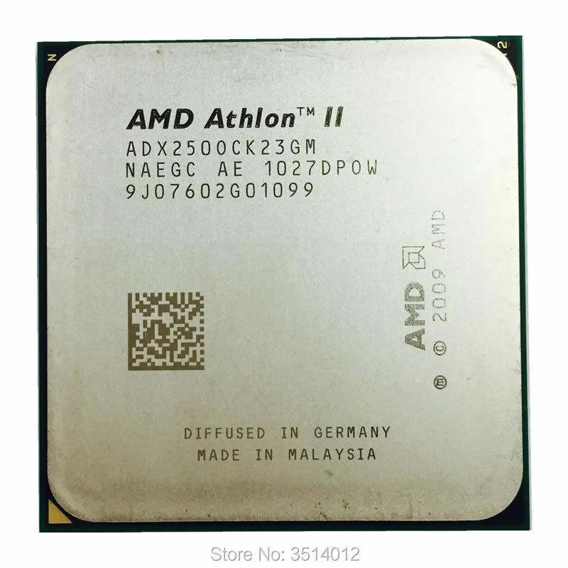 AMD Athlon II X2 250 Dual Core 3,0 GHz CPU procesador ADX250OCK23GQ/ADX250OCK23GM hembra AM3