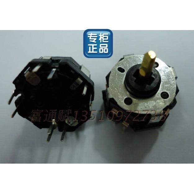 Японский импортный оригинальный ALPS клавишный переключатель 4-направления с кодером RKJXT1F42001