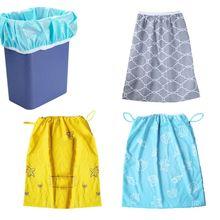 65X70cm Baby Windel Nass Tasche Wasserdicht Waschbar Mehrweg Windel Eimer Liner Oder Wet Bag Für Tuch Windeln Oder Schmutzig wäsche