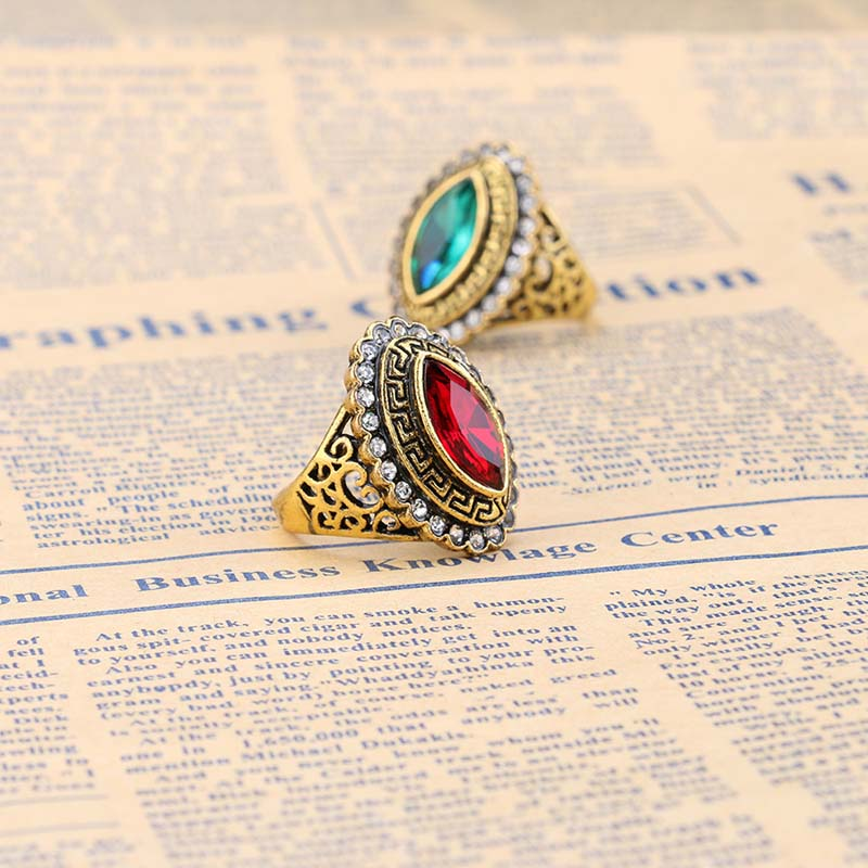 WLP Brand The Latest Design Luxury Ring Fashion Uniqueness Style Bright-coloured Women Favorite Best Lovely Gift A1191