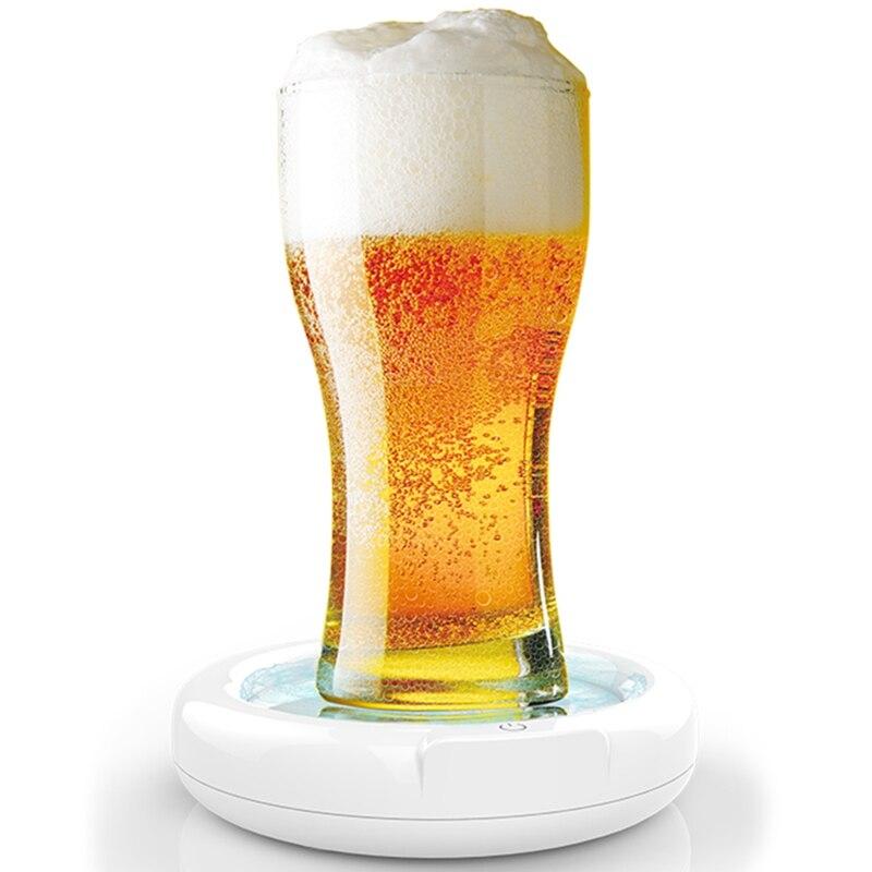 Decantador de vino cerveza Bubbler hogar máquina de espuma ultrasónica portátil creativo Festival de cerveza fiesta pequeño regalo Bar coctel Shake