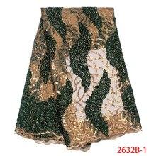 높은 품질 나이지리아 레이스 직물 아프리카 장식 조각 레이스 패브릭 웨딩 파티 드레스 apw2632b에 대 한 최신 신부 tulle 레이스 직물