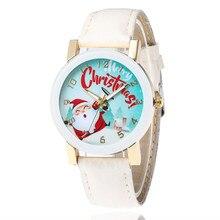 reloj mujer New Women Watch Kids Sports fashion cartoon Watch leather Quartz Wristwatch Boy Students