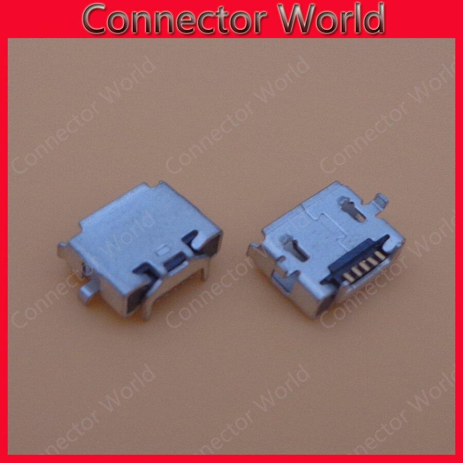200 قطعة/الوحدة لديل المكان برو 8 اللوحي مايكرو موصل USB صغير مقبس شحن منفذ الشحن استبدال أجزاء إصلاح