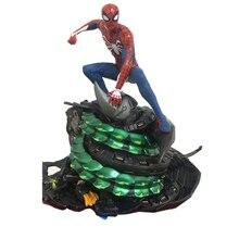 Jeu PS4 Marvel Spiderman Super héros Cool Figure modèle jouets cadeaux danniversaire
