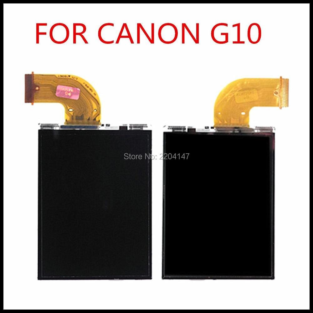 Nueva pantalla LCD Monitor de reparación para Canon PowerShot G10 es la cámara (envío gratis + código de seguimiento)