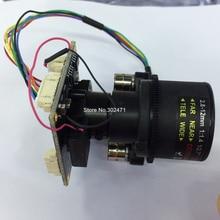 Panneau de caméras CCTV 1080P AHD/TVI/CVI/CVBS   Zoom motorisé 2.8-12mm/6-22mm, objectif de focale Auto 1/2.8 pouces Sony Exmor IMX291 NVP2441