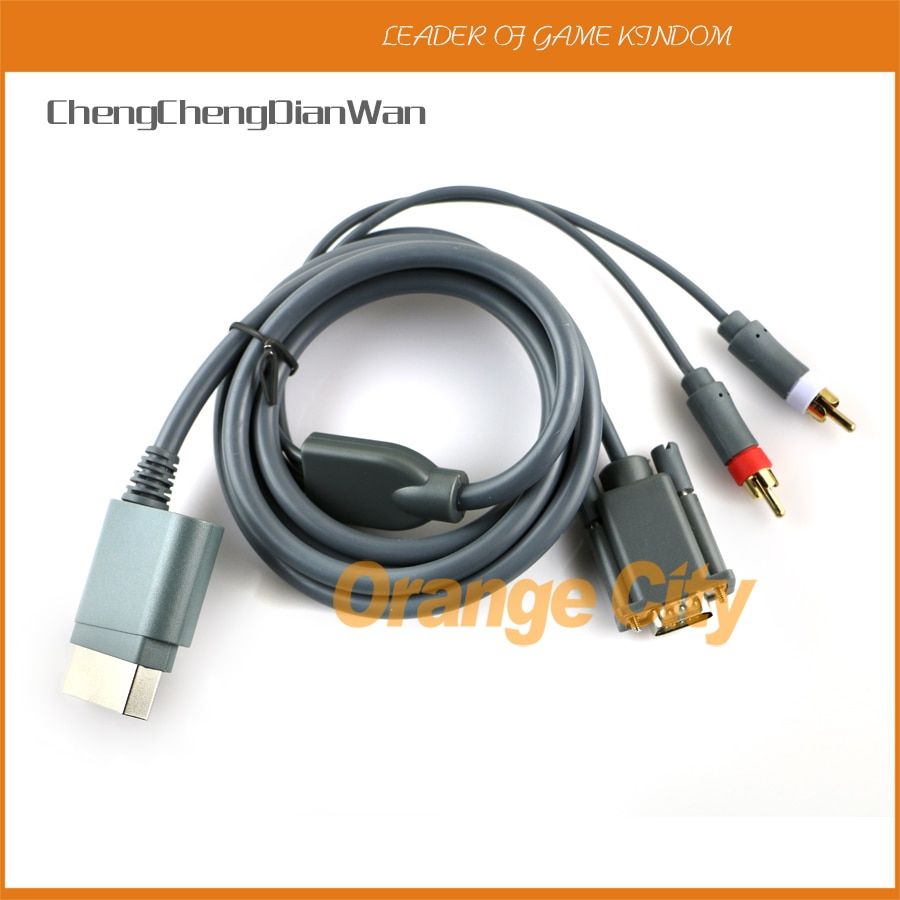ChengChengDianWan, alta calidad, 1,8 m, componente HD VGA AV, Cable de alta...