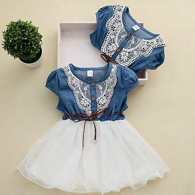 Переделываем Детское Платье