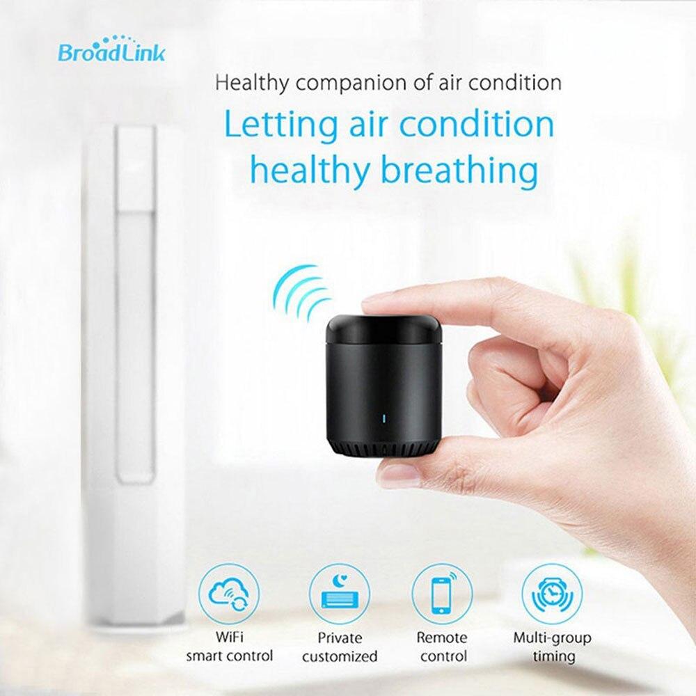Original Broadlink rm mini3 Black Bean WIFI+IR+4G Smart Home Automation Wireless Remote Controller works with google home Alexa