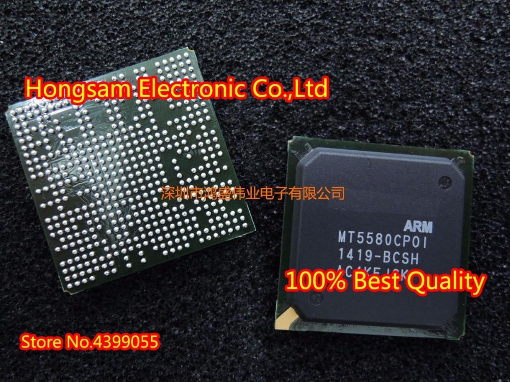Free Shipping 100% Good Quality (1PCS) MT5580CPOI  MT5580CP0I  MT5580CPOI-BCSH BGA