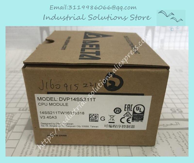 DVP14SS211T Новый delta PLC в коробке 24VDC 8DI 6DO гарантия 1 год