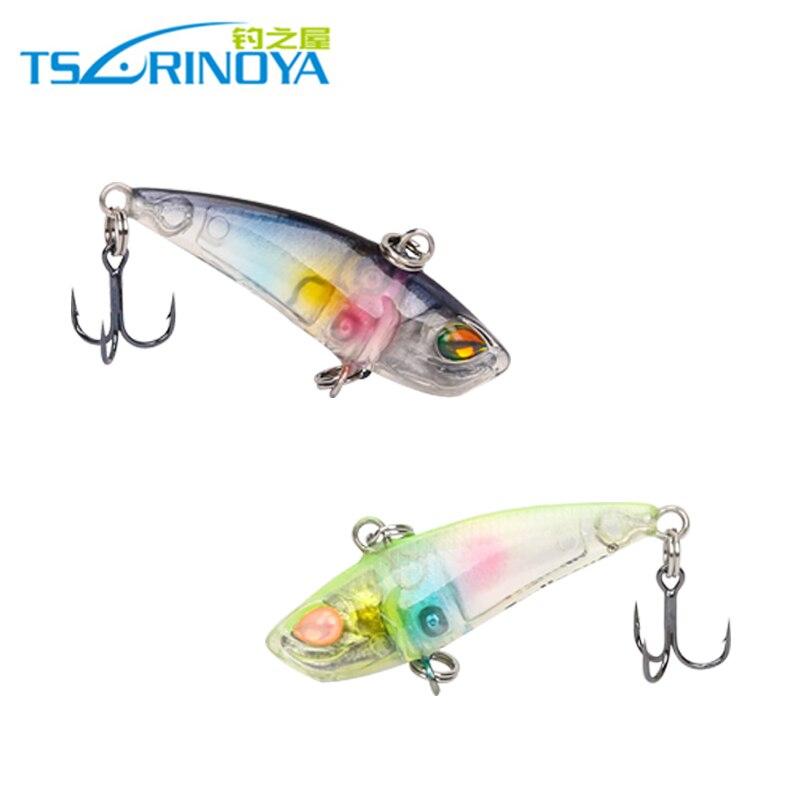 Trulinoya DW28 Hot Mini VIB señuelo de pesca 3,8g 40mm señuelos duros pesca envío gratis