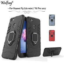 Für Huawei P9 Lite Mini Fall Stoßfest Silikon Abdeckung Harte PC Telefon Fall Für Huawei P9 Lite Mini Abdeckung Für huawei P9 Lite Mini