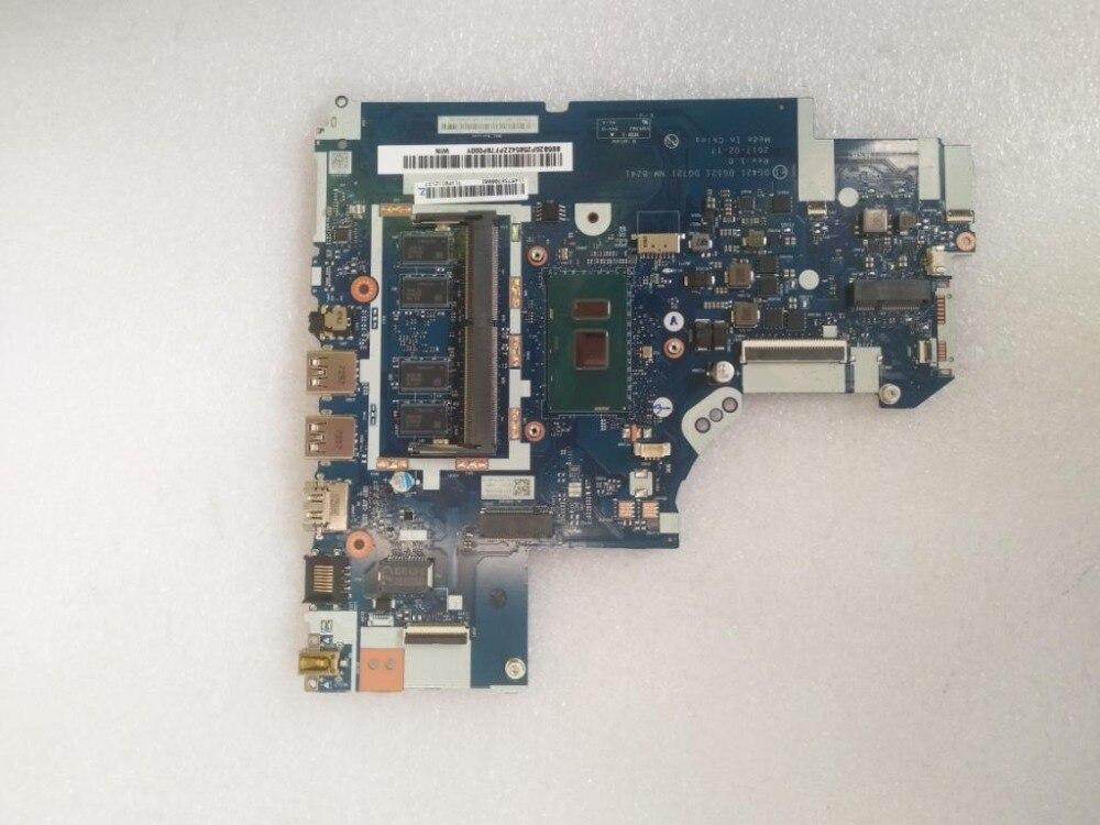 تنطبق على 320-15IKB دفتر اللوحة I3-7100U DDR(4G) عدد NM-B241 FRU 5B20N86489 5B20N86544
