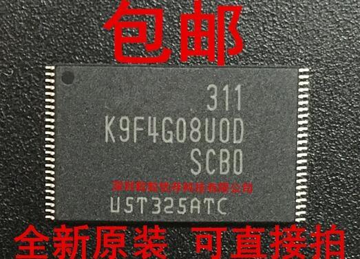 1 шт./лот K9F4G08U0D-SCB0 K9F4G08U0D TSOP-48