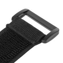 Funda de interfono ajustable de nailon, brazalete táctico para el brazo, brazalete para múltiples Walkie Talkie, uso de bolsa táctica