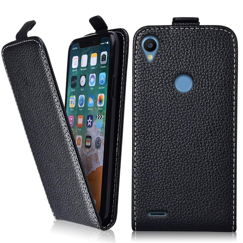 Деловой винтажный флип-чехол для Tecno POP 1S 1S Pro, 100% специальный чехол из ПУ и пуха, простая милая сумка для телефона