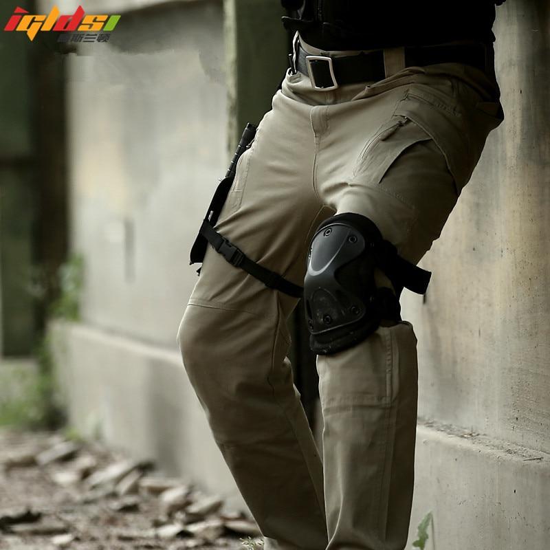 IX9 тактические военные штаны для мужчин спецназ армейские брюки карго с