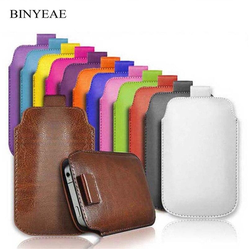 Funda de cuero funda para Sony Xperia XZ1 compacta/XZ1 Mini G8441 funda de cuerda de bolsillo bolso de la Caja