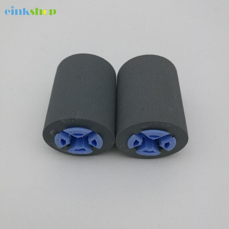 Rodillo de recogida de RF5-3114-000 Einkshop 5 uds compatible con piezas de impresora hp 4100 4050 4000