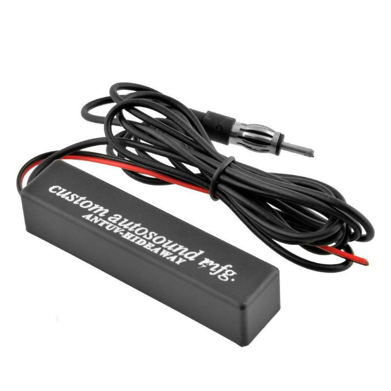 12V Universal Auto Lkw Boot Motorrad Versteckte Radio Amplified Antenne