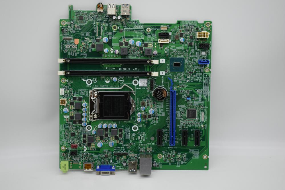 Para Dell OptiPlex 3040 3045 3050 3046 MT placa base DDR3 0TJGXR 0TK4W4 0X6VX3 placa base Original usada
