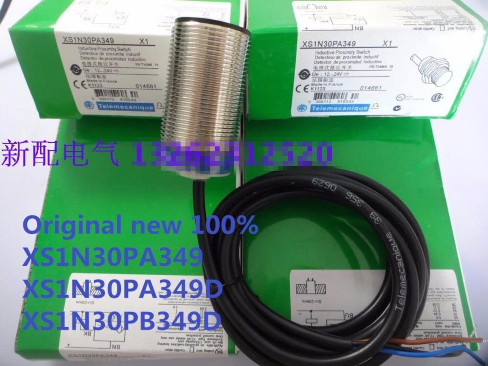 الأصلي جديد 100% خاص بيع عالية الدقة جديد الاستشعار XS1N30PA349 XS1N30PA349D XS1N30PB349D القرب التبديل