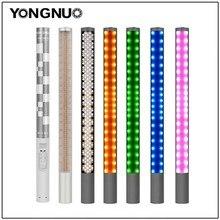 Yongnuo YN360 YN360 II Handheld Eis Stick LED Video Licht gebaut-in batterie 3200k zu 5500k RGB bunte gesteuert durch Telefon App