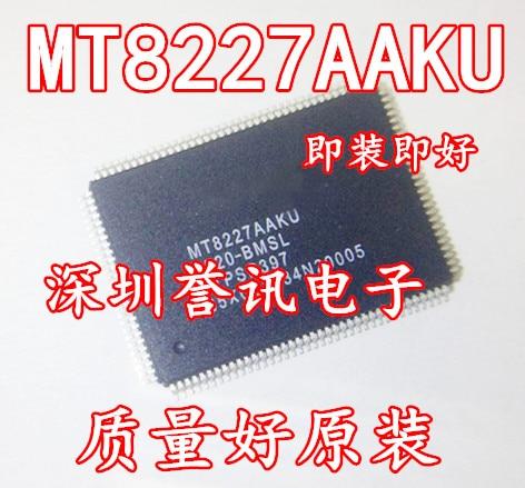 1PCS MT8227AAKU-BMSL MT8227AAKU MT8227 QFP-128 LCD TV decoder chip