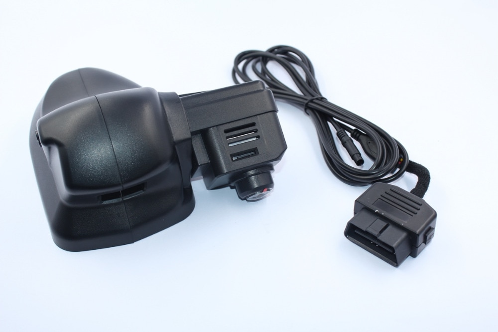 PLUSOBD DVR cámaras para Landrover Freelander2 Aurora sin pantalla 1080P Wifi 170 grados coche DVR Dashcam con adaptador OBDII