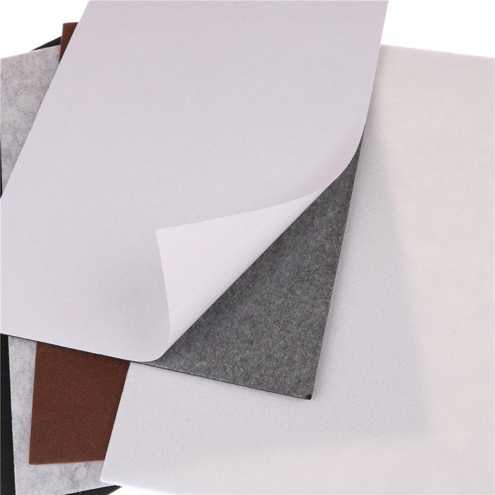 1 шт., самоклеящиеся квадратные войлочные прокладки, 30 х21 см-4