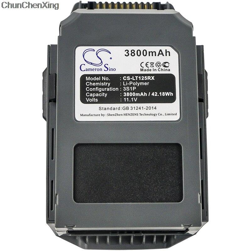 Cameron Sino-GP785075-38300DB de batería, 3800mAh, para DJI Mavic Pro