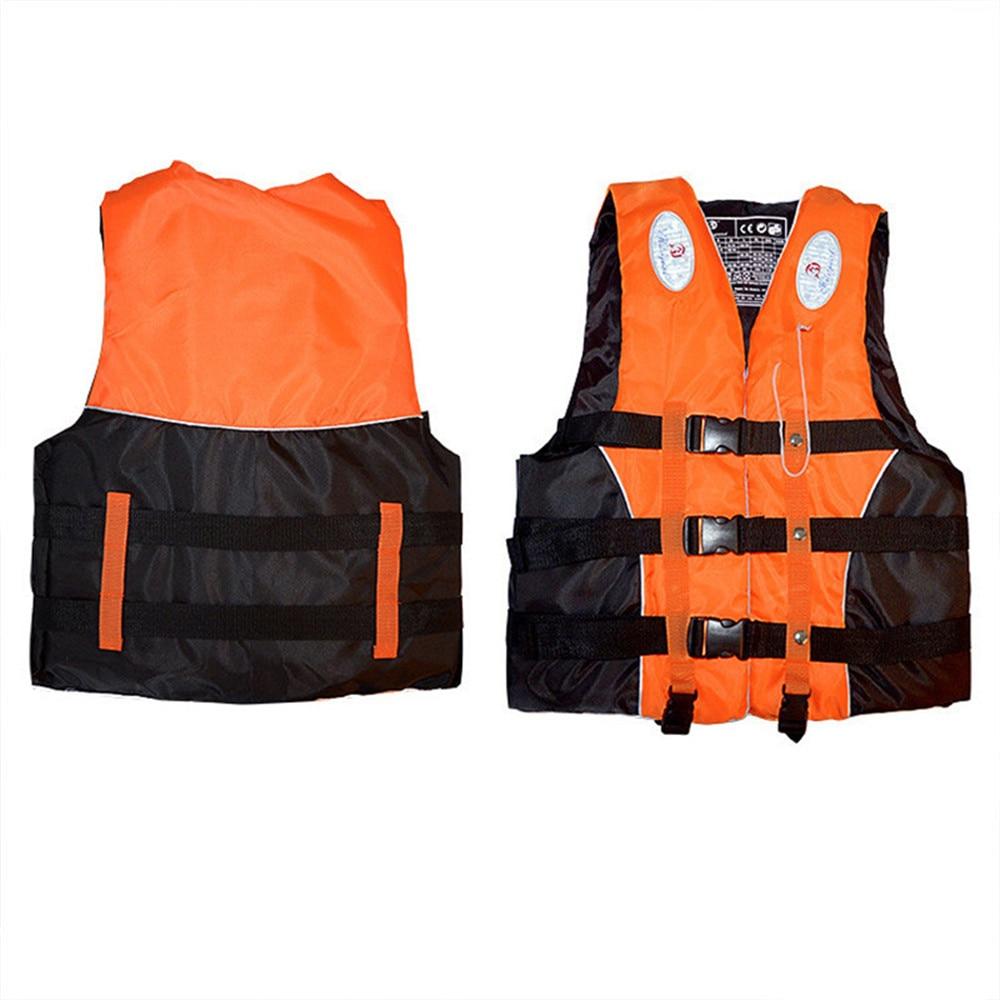 Възрастни и деца спасителна жилетка - Водни спортове - Снимка 3