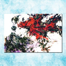 Affiche en toile de soie Anime du japon   Affiche dart, Ghoul Re Hot du japon, 13x20 24x36 pouces, décoration intérieure, (plus)-6
