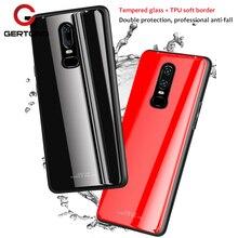 Boîtier en verre trempé pour Xiao mi rouge mi Note 6 Pro 5 5A Prime 4X4 6A 5 Plus S2 4A Pocophone F1 mi 8 A2 Lite A1 mi x 2 S 6 mi 8 SE mi 6