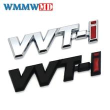 Металлический VVT-i VVTi логотип хром серебряная полоса стикер Fender для автомобиля боковая эмблема значок для TOYOTA Camry COROLLA YARiS Ralink REIZ CROWN
