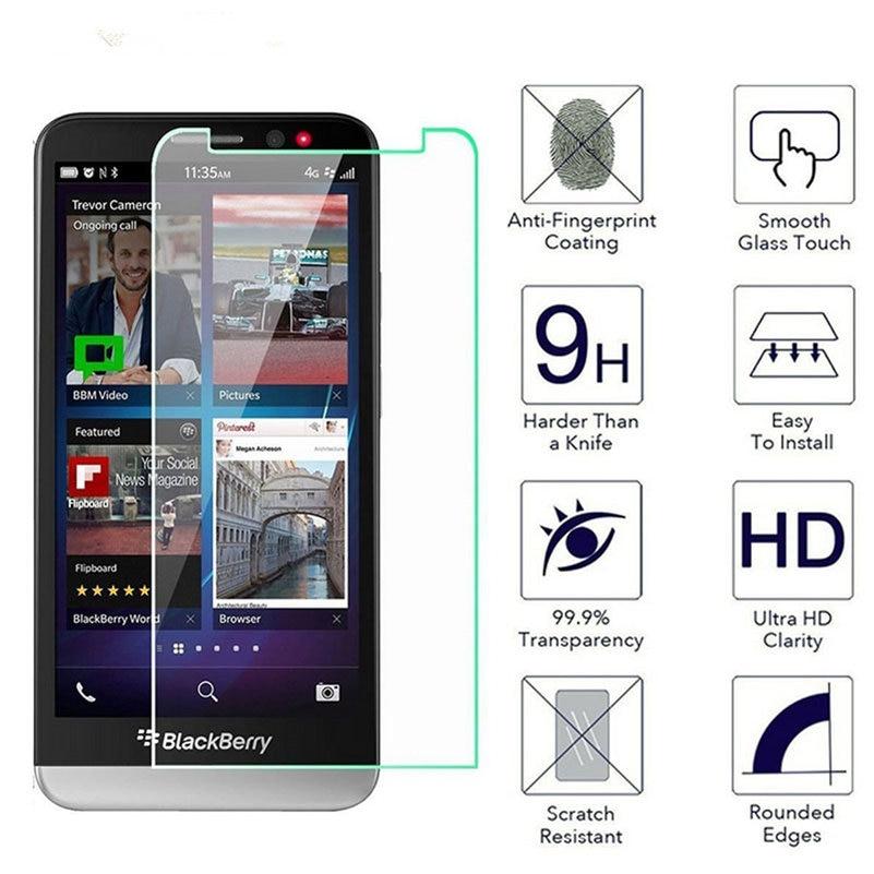 Премиум Закаленное стекло для Blackberry DTEK 50 60 Q5 Q10 Q20 Q30 Passport Z30 Z10 Z20 Leap Защитная пленка для экрана DTEK 70 Keyone