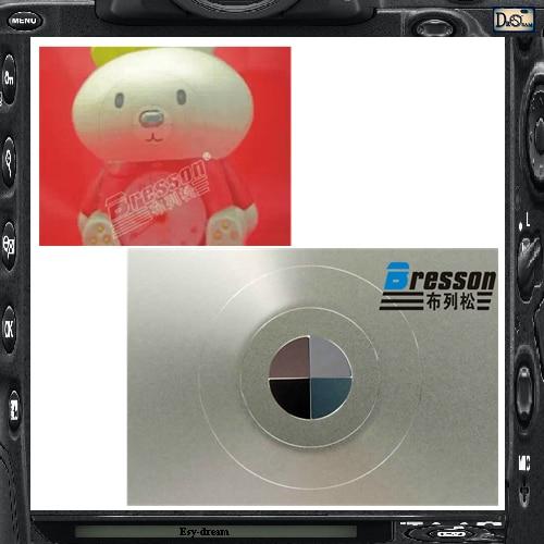 التركيز البؤري للصورة المتقاطعة ، لكاميرا Nikon D700 PR172d
