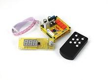 DIYERZONE Balanced Version PGA2311 Preamp Board Volume Controller + Aluminum Remote L10-2