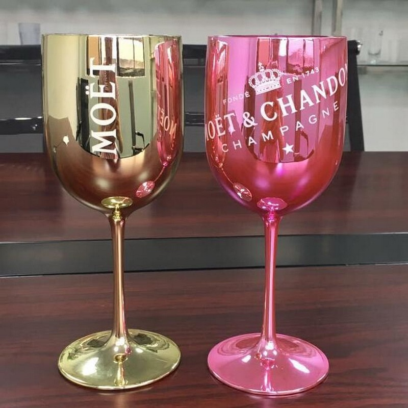Пластиковые бокалы для коктейлей, бокалы для шампанского, бокалы для шампанского, бокалы для вина, одна штука