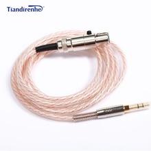 Actualizado para Cable de Audio para AKG K702 K240 K712 Q701 K267 K141 K171 K181 K271MKII K271 auriculares Auriculares auriculares de alambre