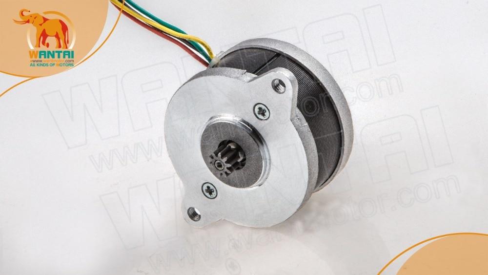 Wantai 4-plomo Nema14 ronda Motor paso a paso 36HS2418 13N-cm (18oz-in) 1.88A 19mm CE ROHS ISO CNC 3D impresora