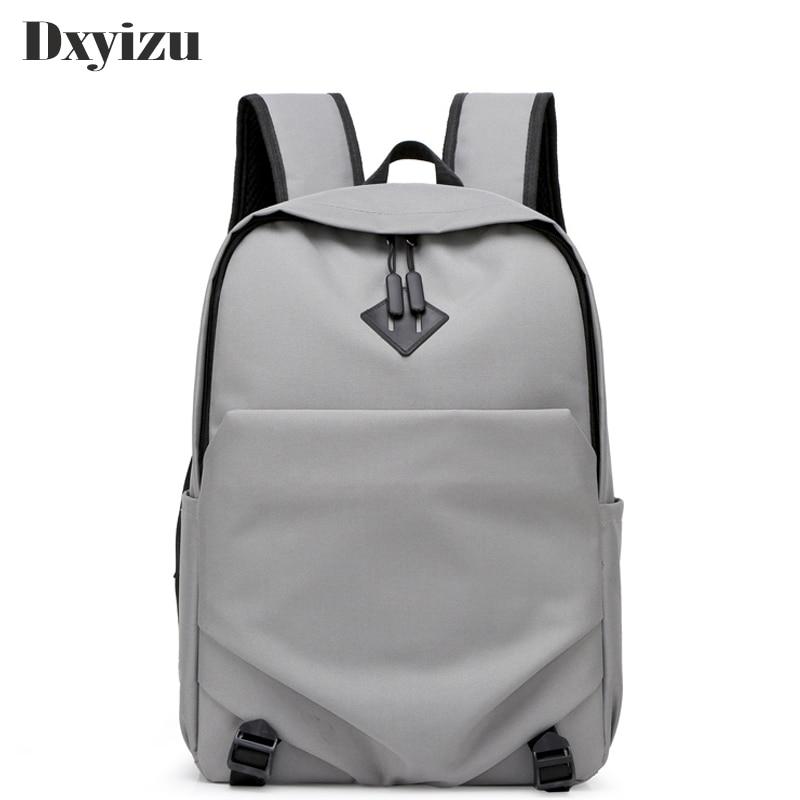 Casual Nylon 15.6 Inch Laptop Backpack Men Male Backpacks Business Notebook Mochila Waterproof Back Pack Bags Travel Bagpack