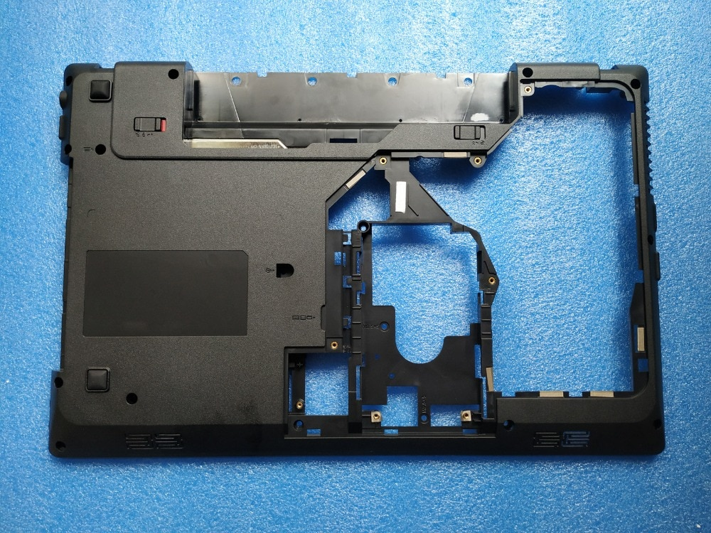 New Original for Lenovo ThinkPad G570 G575 Bottom Lower Case Base Cover without HDMI Port Parts new original bottom base cover for msi gv62 7rc 7rd 8rd bottom case 3076j4d23 black