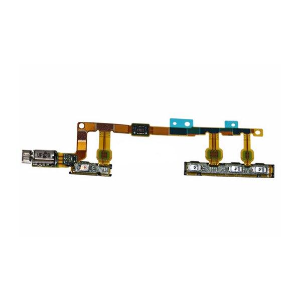Para Sony Xperia Z3 Mini volumen botón Z3 compacto Motor de vibración...