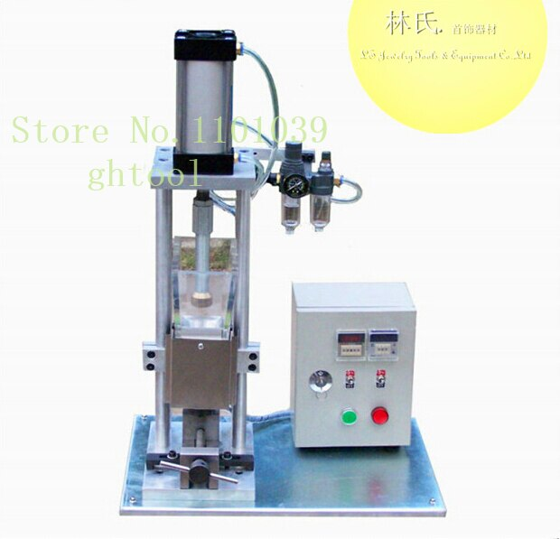 High Quality 500W Jewelry Making Machine Wax Casting Machine Digital Vacuum Wax Injector Fast Shipping jewelery tools