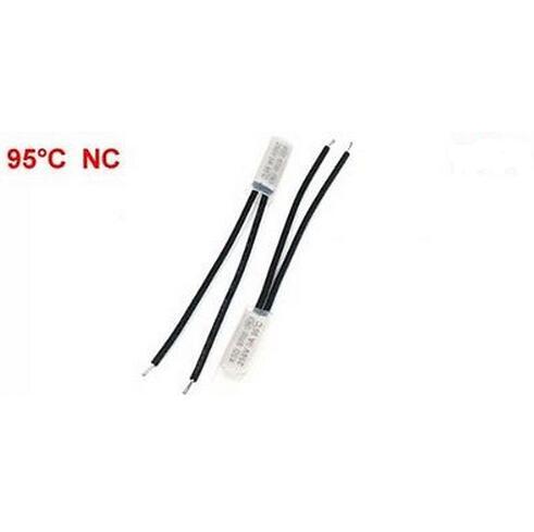 5 шт./лот KSD9700 5A250V 95 градусов по Цельсию (N. C.) Термостат с выключателем температуры